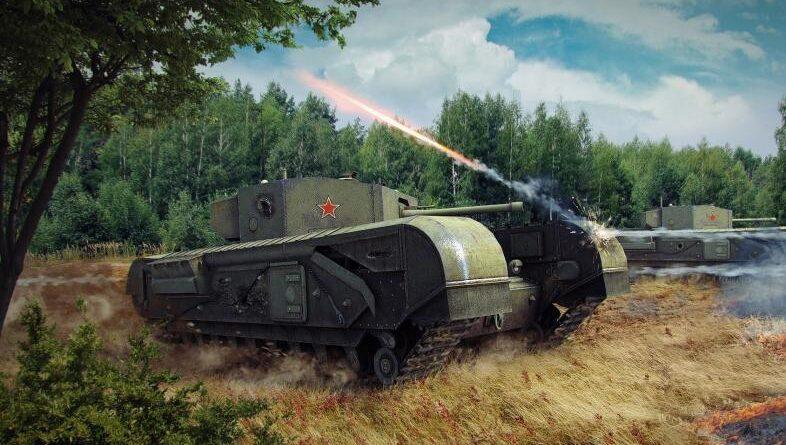 Лучший тяжёлый танк для каждого уровня в World of Tanks