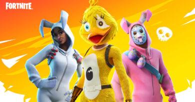 Как пролететь 20 метров с курицей в Fortnite, глава 2, сезон 6