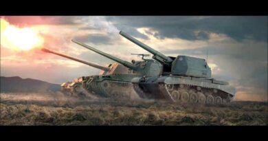 Лучшая артиллерия для каждого уровня в World of Tanks