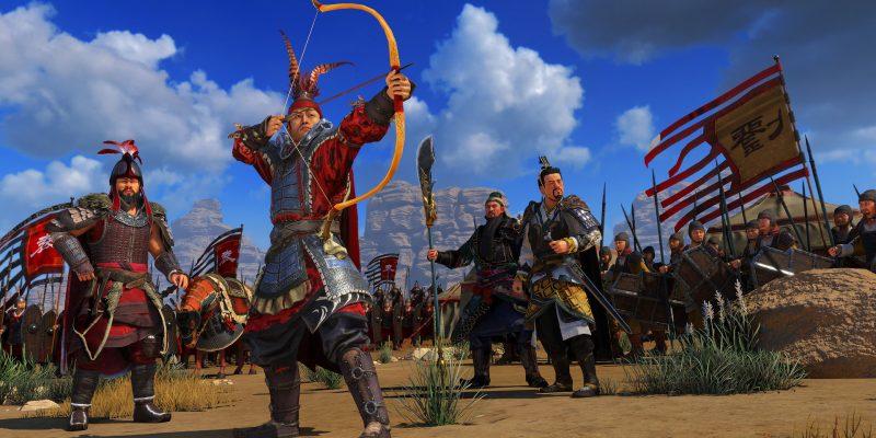 Creative Assembly сосредоточится на новой игре Romance of the Three Kingdoms