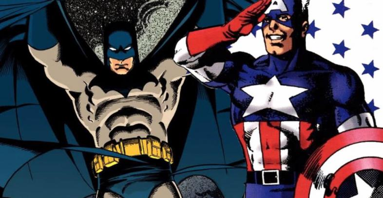 Капитан Америка против Бэтмена: вот кто победит