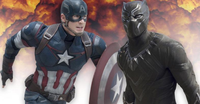 Капитан Америка против Черной Пантеры: вот кто победит