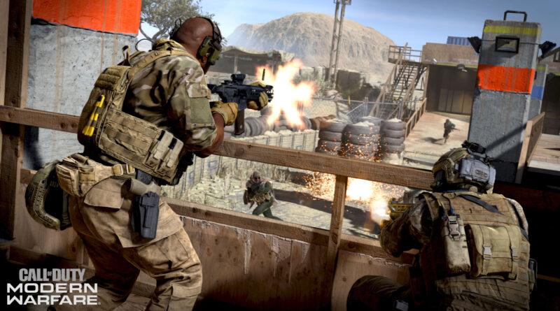 Лучшие настройки контроллера для Call of Duty: Warzone и Modern Warfare