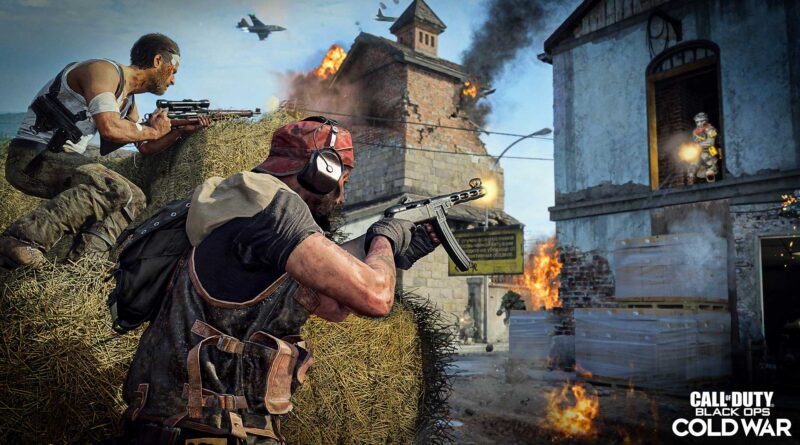 Любимая фанатами карта Standoff теперь доступна в Call of Duty: Black Ops Cold War