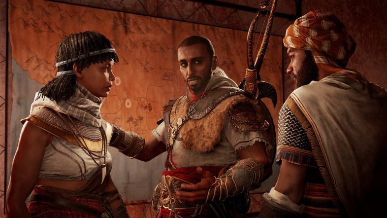 Лучшие способности Assassin's Creed Origins
