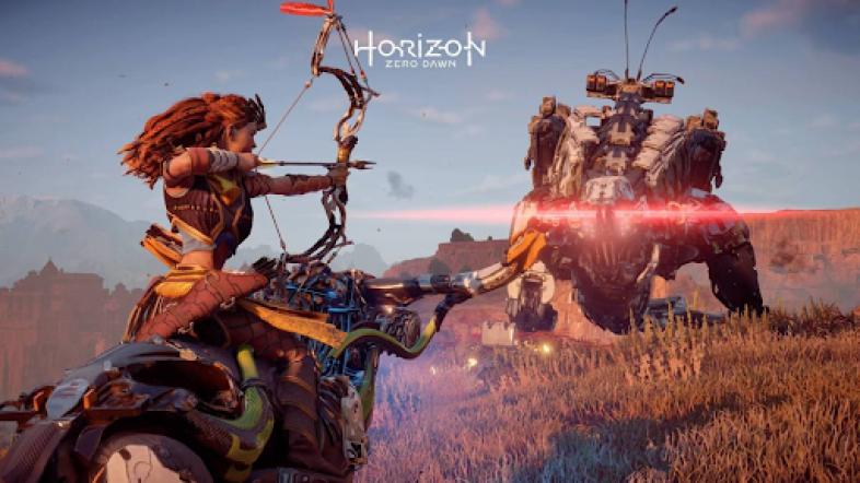 [Top 10] Horizon: Zero Dawn - Лучшее оружие, которое сильно разрушает!