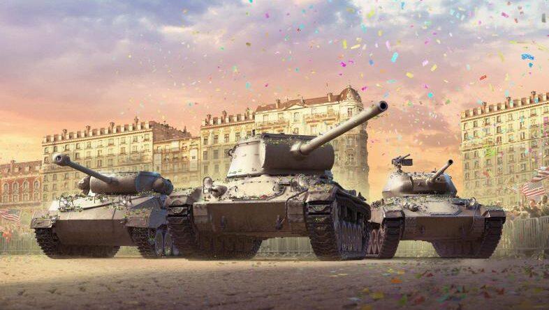 World of Tanks Лучшие американские танки любого уровня