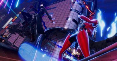 Технический обзор Persona 5 Strikers