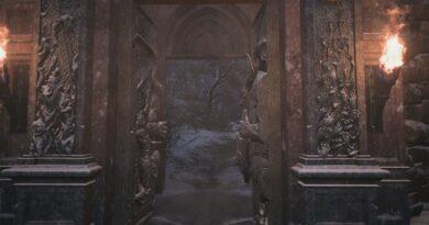 Resident Evil Village: как открыть ворота гребня и найти гребни