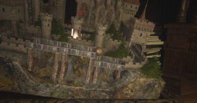 Resident Evil Village: как получить малиновый череп