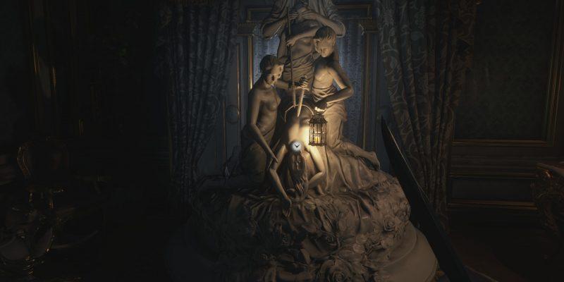 Resident Evil Village: как получить маску удовольствия