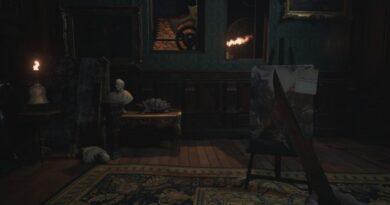Resident Evil Village: как получить маску ярости