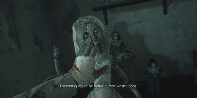 Resident Evil Village: прохождение дома Беневьенто