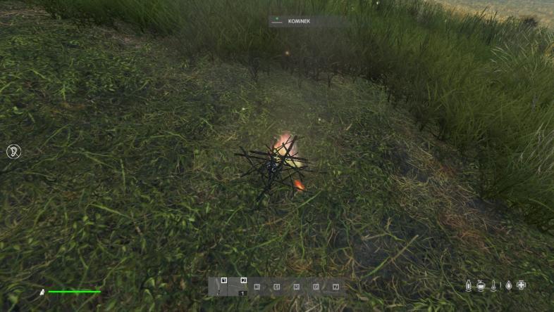 DayZ Как разжечь огонь
