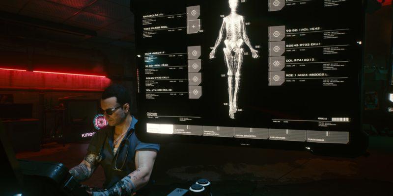 Cyberpunk 2077: имплантаты Cyberware и Tabula E-Rasa Риппердока