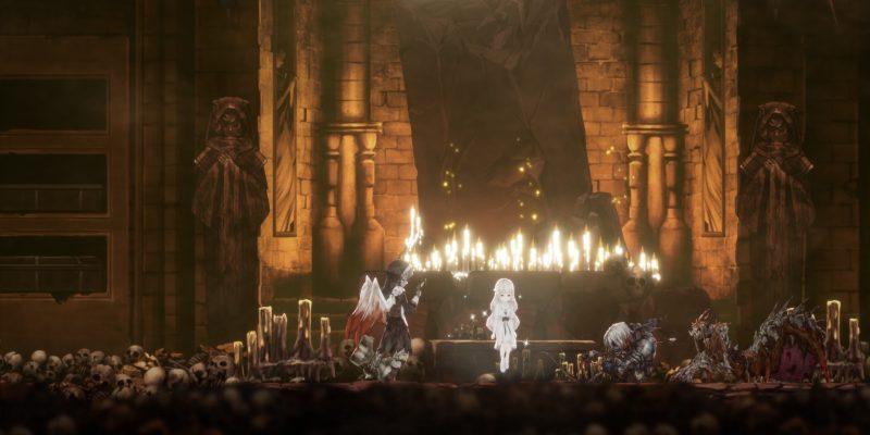 Ender Lilies: Quietus of the Knights - гайд по катакомбам и стражу Сильве