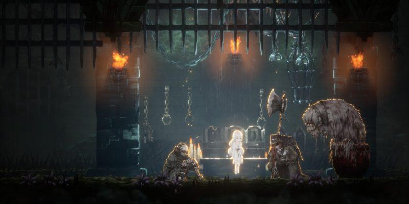 Ender Lilies: Quietus of the Knights - гайд по частоколам и хёнирам
