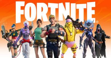 НЛО появляются в Fortnite и похищают игроков