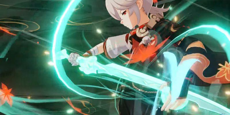 Genshin Impact: руководство по Казухе - оружие, артефакты и таланты
