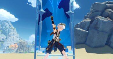 Genshin Impact: Legend of the Vagabond Sword руководство по событию