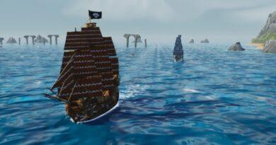 Гайд King of Seas: лучшие навыки и специальное оружие для ваших кораблей