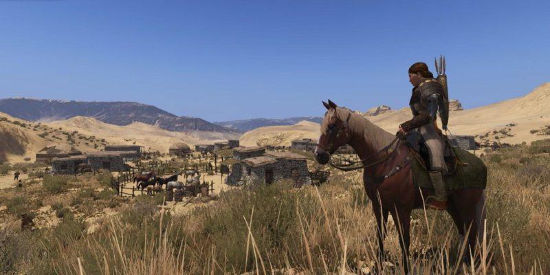 Mount & Blade II: руководство Bannerlord - создание персонажей и культуры