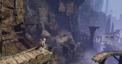 Oddworld: Soulstorm Руководство по локациям Mudokon - Фуникулер (уровень 4)