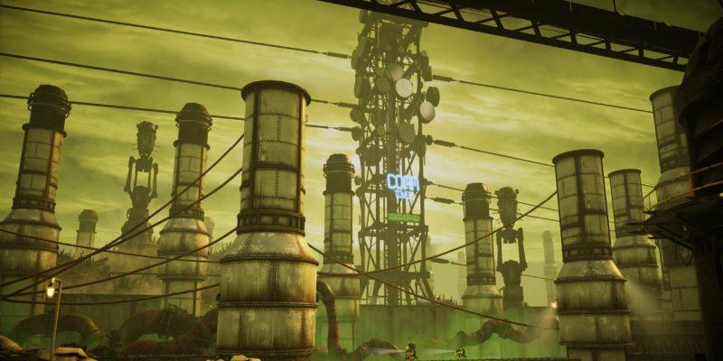 Oddworld: Soulstorm Руководство по мудоконам - казармы Слигов, Некрам и шахты
