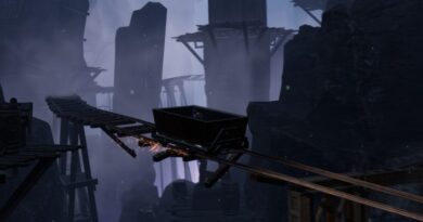 Руководство Oddworld: Soulstorm Mudokon - Sorrow Valley (уровень 5)