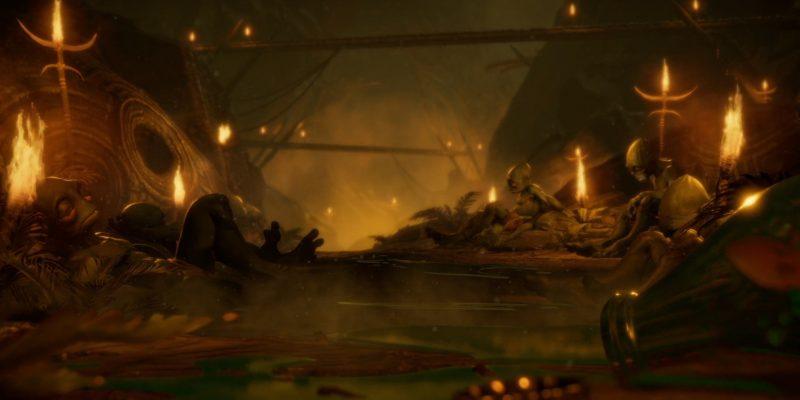 Oddworld: Soulstorm Руководство по локациям Mudokon - Рейд, Руины и Дирижабль