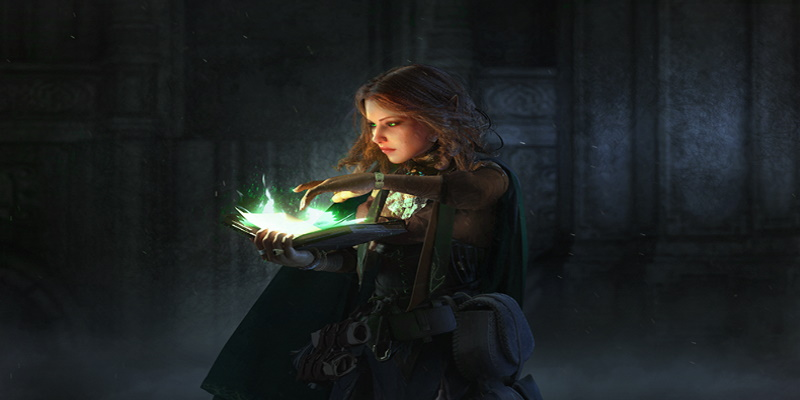 Solasta: Crown of the Magister — гайд по классу волшебника