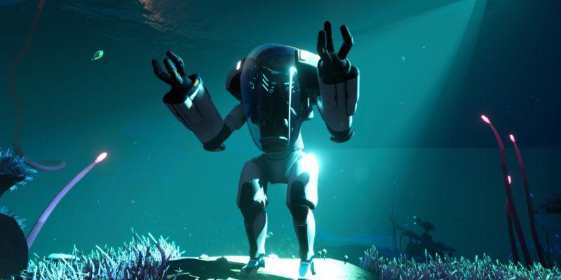 Subnautica: below Zero - как собрать костюм креветки
