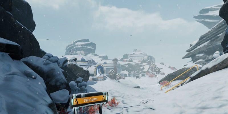 Subnautica: путеводитель по Under Zero - Где найти базу Маргерит Майда