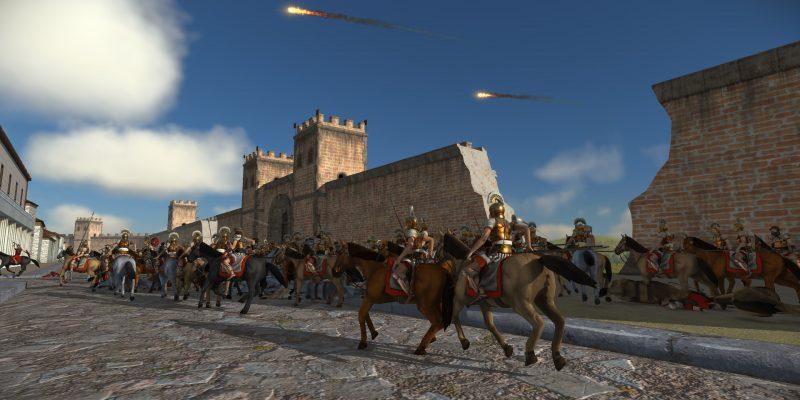 Технический обзор Total War: Rome Remastered