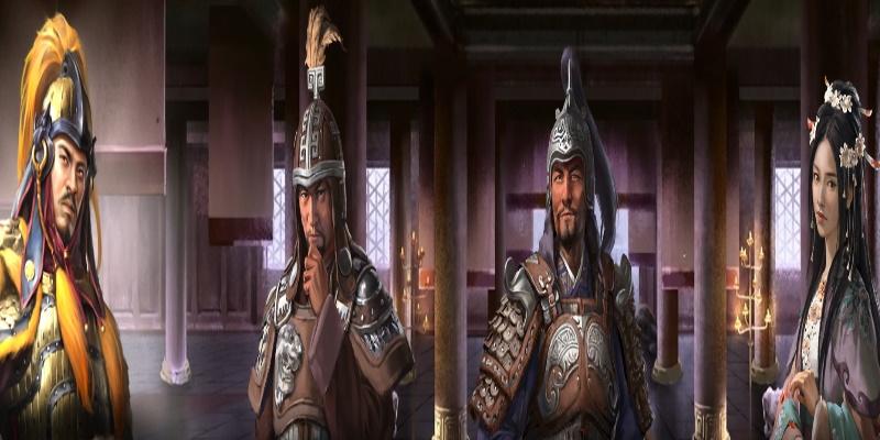 Total War: Three Kingdoms - Fates Divided - руководство Совета фракций