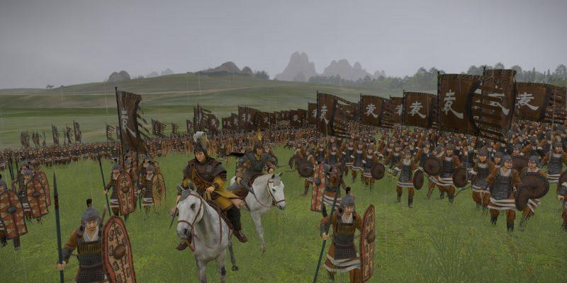 Total War: Three Kingdoms - Fates Divided - Оружейная палата капитана Юань Шао и руководство по происхождению