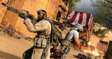 Лучший ручной пулемет Call of Duty: Warzone MG 82