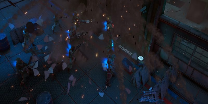 Руководство Wasteland 3: Battle of Steeltown - Противостояние: выберите сторону