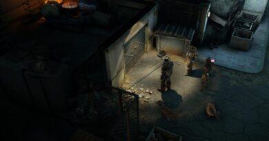 Wasteland 3: Battle of Steeltown - Ghost Garage гайд