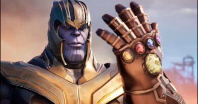 Fortnite проведет Кубок Таноса, где игроки смогут получить одежду и аксессуары персонажа Marvel