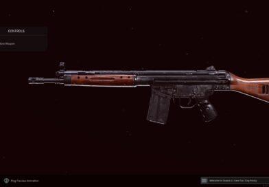 Лучшая загрузка C58 в Call of Duty: Warzone