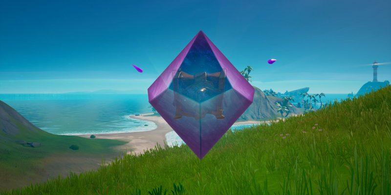 Где найти космические сундуки в Fortnite и как их открыть