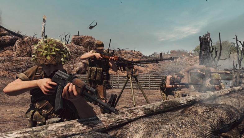 Rising Storm 2: Вьетнамское лучшее оружие