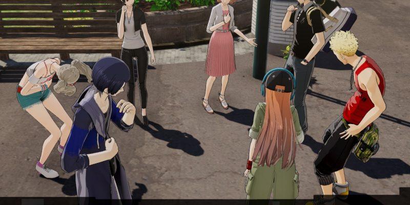 Гайд по Persona 5 Strikers: последствия колеса обозрения