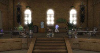[Top 10] Лучшие рекруты эскадрильи Final Fantasy 14 Online!