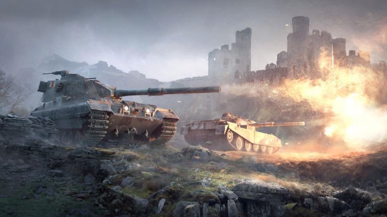 World of Tanks Лучшие британские танки любого уровня