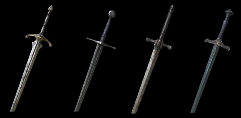 10 лучших видов оружия Dark Souls III