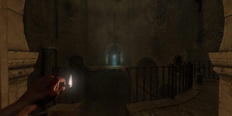 Amnesia: Rebirth guide - загадка колеса Цистерны