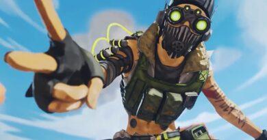 Игрок Apex Legends обнаруживает секретный бафф восстановления здоровья Octane