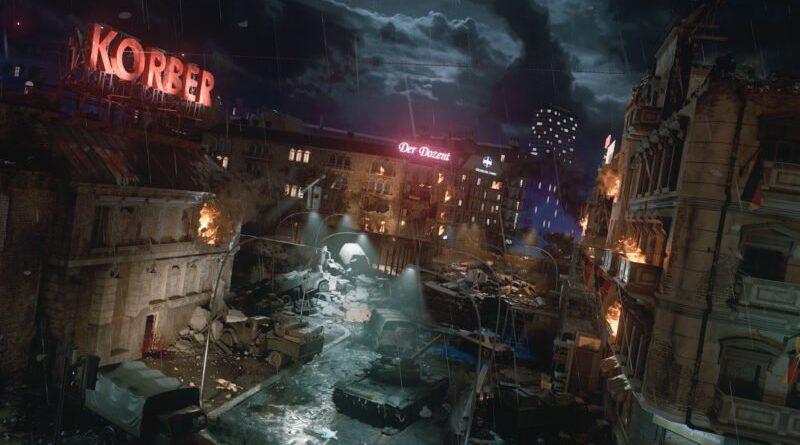Новейшая карта зомби, Мауэр дер Тотен, появится в Call of Duty: Black Ops Cold War 15 июля